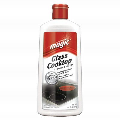 MAGIC 3061 Cooktop Cleaner,16 oz.