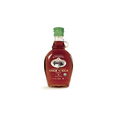 Shady Maple Farms Organic Dark Thick Maple Syrup ( 12x8 OZ) ( Value Bulk Multi-pack)