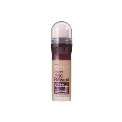 Maybelline New York Instant Age Rewind Eraser Treatment Makeup, Sandy Beige 220, 0.68 Fluid Ounce, Pack of 2