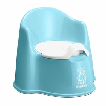 Baby Bjorn BABYBJÖRN Potty Chair - Turquoise