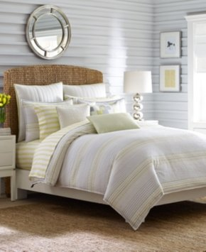 Nautica West Bay Twin Sheet Set Bedding