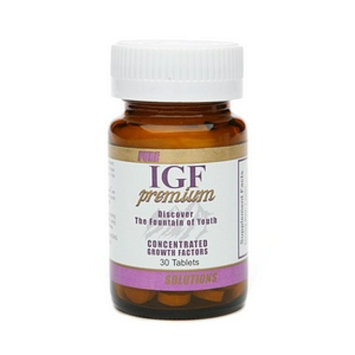 Pure Solutions IGF Premium Concentrated Growth Factors