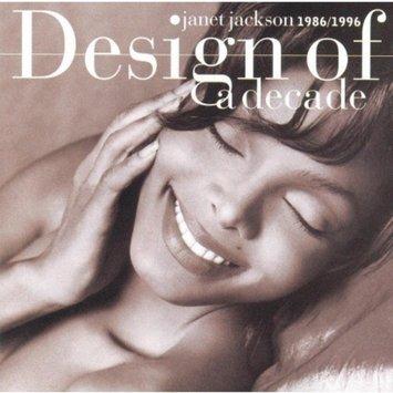 A & M Records Janet Jackson - Design of a Decade: 1986-1996