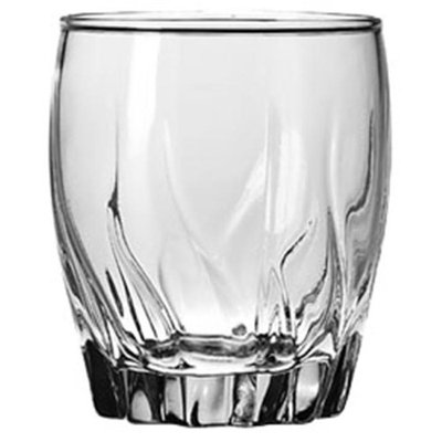Anchor Hocking 83025 12 Oz Starfire Crystal Double Rocks Glass (12 Pack)