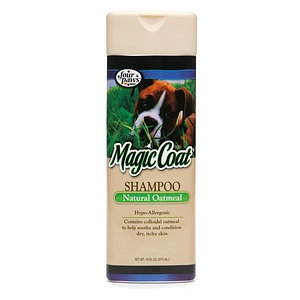Four Paws Magic Coat Natural Oatmeal Shampoo