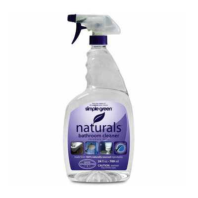 Simple Green 12303  32 Oz Rosemary Mint Naturals Bathroom Cleaner