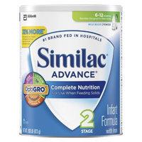 Similac® Advance® Stage 2 Infant Formula