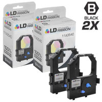 LD Compatible Replacements for Lexmark 11A3540 2PK Re-Inking Printer Cartridges for Lexmark Forms 2380, 2381, 2390, 2391, 2481, 2490, 2491, 2580, 2580N, 2581, 2581N, 2590, 2590N, 2591, & 2591N