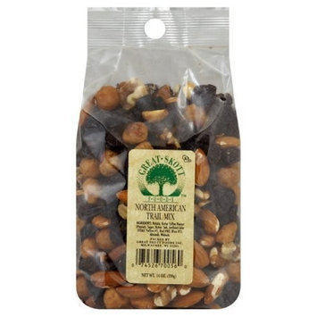 Great Skott North Amer Trail Mix, 14-Ounce (Pack of 6)