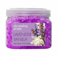 Lavender Vanilla Odor Neutralizing Gel Beads