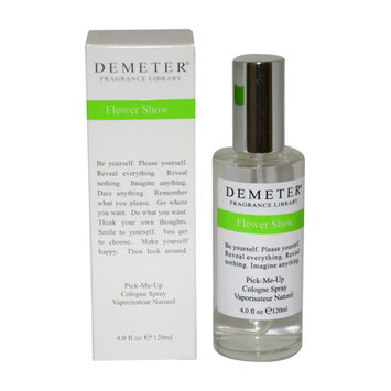 Demeter U4553 Flower Show by Demeter for Unisex 4 oz Cologne Spray