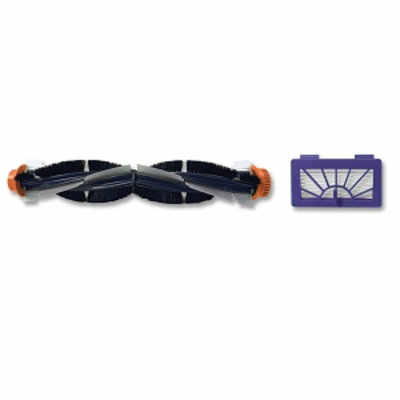 Neato Robotics Neato Pet & Allergy Upgrade Kit, Orange, 1 ea