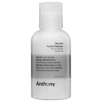 Anthony Logistics For Men Anthony Logistics for Men Glycolic Facial Cleanser, 2 oz