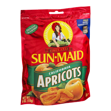 Sun-Maid California Apricots