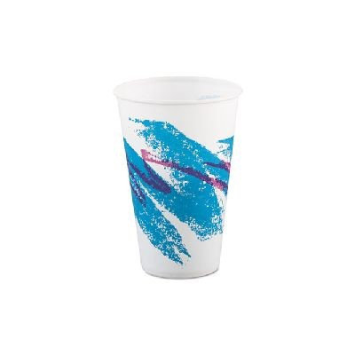 Solo Cup Company Jazz® Waxed Paper Cold Cups