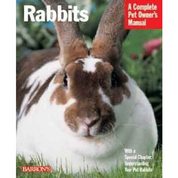 Barrons Books Rabbits Pet Owners Manual