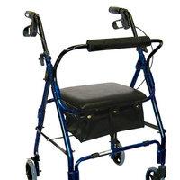 Drive Medical 544 Mimi Lite Deluxe Aluminum Rollator