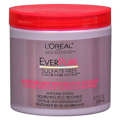 L'Oréal Paris Hair Expertise EverPure Sulfate-Free Color Care System Moisture Restorative Masque