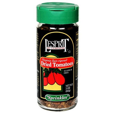 L'Esprit Dried Tomatoes, Sprinkles, 3 Ounce (Pack of 6)