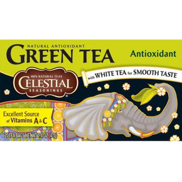 The Hain Celestial Group, Inc. Celestial Seasonings Antioxidant Green Tea 20 ct, 6 pk