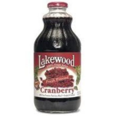 Lakewood Cranberry Juice