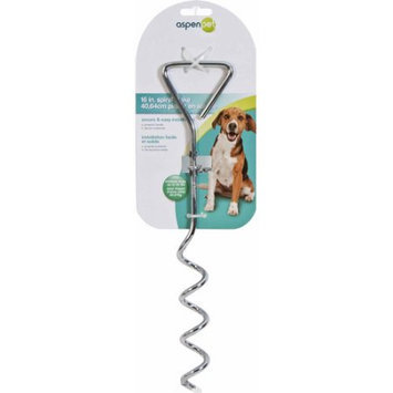 Booda Products Spiral Pet Tie Out Stake