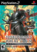 KOEI Nobunaga's Ambition: Iron Triangle