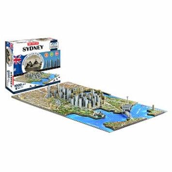 4D Cityscape Puzzle Sydney Ages 12+