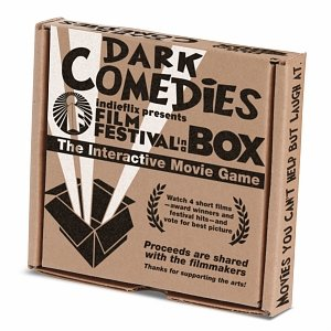 IndieFlix Film Festival in a Box: Dark Comedies