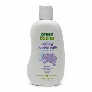 Green Babies Calming Bubble Bath