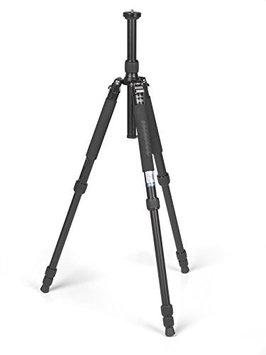 Tiltall TE-224 Aluminium 4 Section 55.1 inch 17.6 lb Tripod