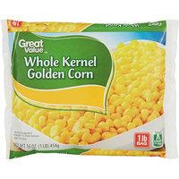 Great Value: Whole Kernel Golden Corn, 16 Oz