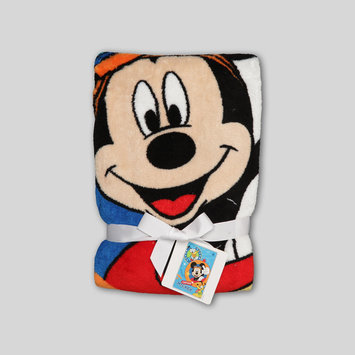 Crown Crafts Infant Products, Inc. Disney Baby Mickey Mouse Clubhouse Toddler's Fleece Blanket - CROWN CRAFTS INFANT PRODUCTS, INC.