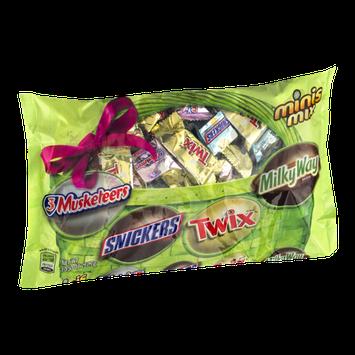 Mars Minis Mix Variety Pack
