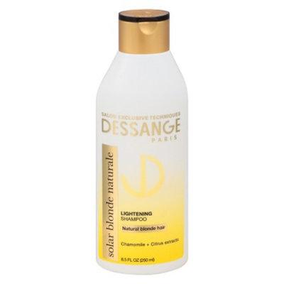 Dessange Paris Solar Blonde Naturale Brightening Shampoo- 8.5 oz
