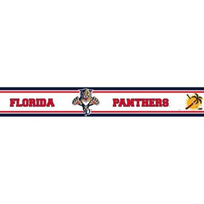 NHL Florida Panthers Wallborder - 5.5