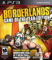 Take 2 Interactive Borderlands Game of the Year Edition