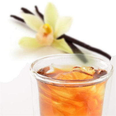 Davidson's Tea Davidson Organic Tea 2295 Fdsvc Brewed Vanilla Ice Tea 1 Oz.