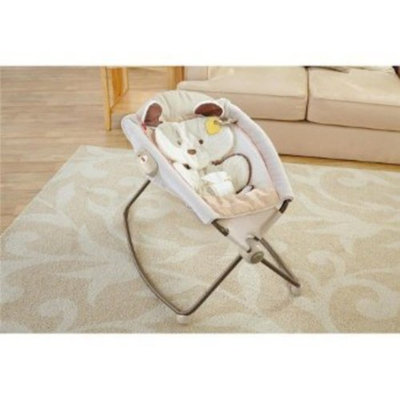 Fisher-Price Deluxe Newborn Rock 'n Play Sleeper - My Little