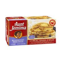 Aunt Jemima Pancakes Blueberry - 12 CT