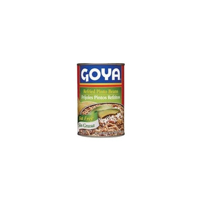 Goya® Fat Free Refried Pinto Beans