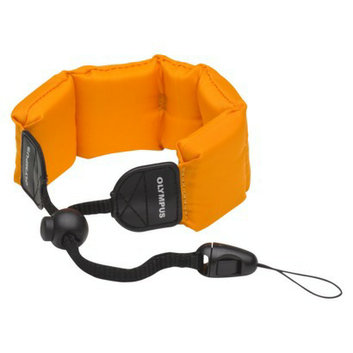 Olympus Floating Camera Strap - Orange (for 850SW and 1030SW Models)
