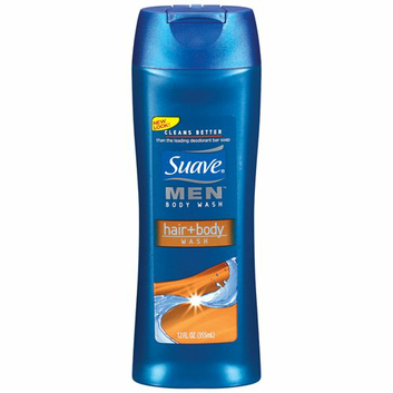 Suave® Men Hair & Body Wash