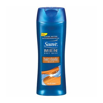 Suave Men Hair & Body Wash