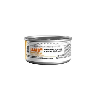 Iams formally known as Eukanuba Iams Veterinary Foods Multi-Stage Renal Cat Canned Food 12 cans