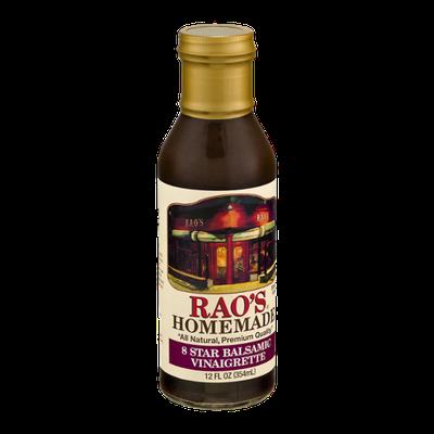 Rao's Homemade 8 Star Balsamic Vinaigrette