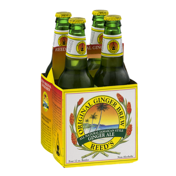 Reed's Ginger Ale Jamaican Style