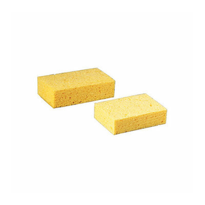 PREMIERE PADS Medium Cellulose Sponge in Yellow