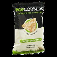 PopCorners Popped Corn Chips Cheesy Jalapeno