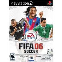 EA FIFA 06 Soccer Playstation 2